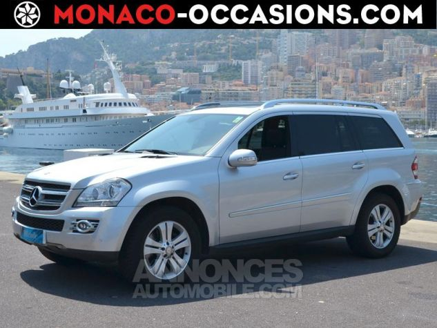 Mercedes Classe GL 420 CDI Pack Luxe 7pl Argent Occasion - 0