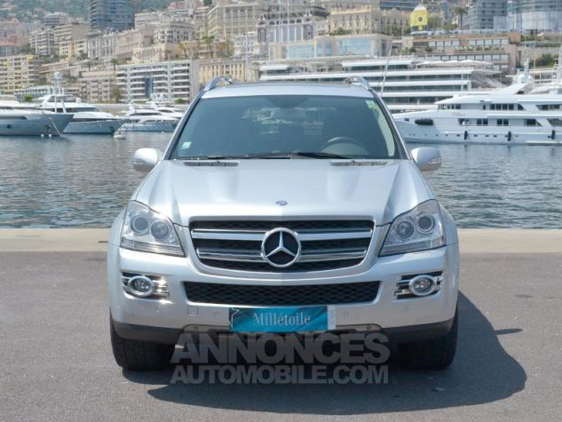 Mercedes Classe GL 420 CDI Pack Luxe 7pl Argent Occasion - 1