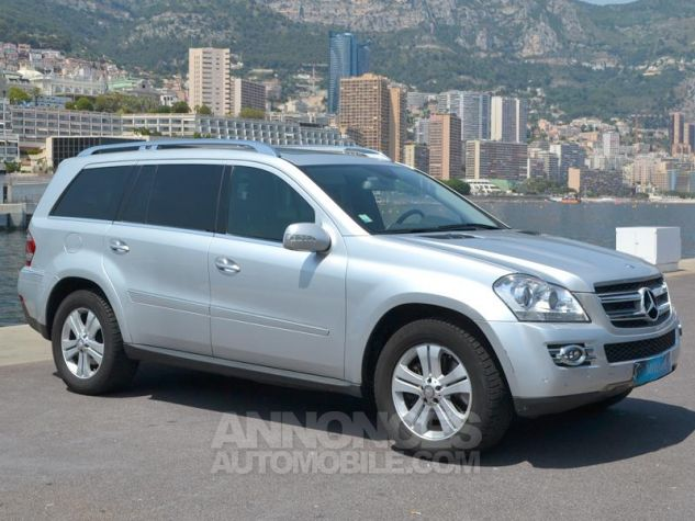 Mercedes Classe GL 420 CDI Pack Luxe 7pl Argent Occasion - 2