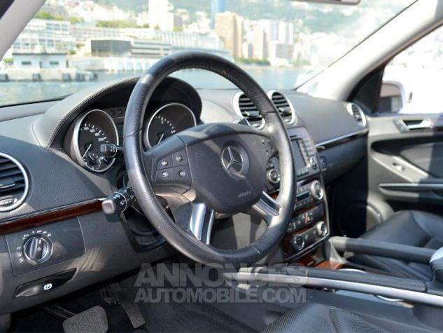 Mercedes Classe GL 420 CDI Pack Luxe 7pl Argent Occasion - 3