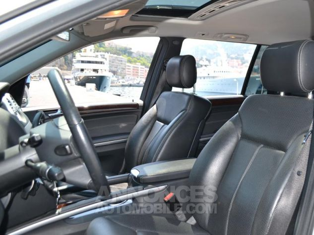 Mercedes Classe GL 420 CDI Pack Luxe 7pl Argent Occasion - 4