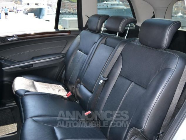 Mercedes Classe GL 420 CDI Pack Luxe 7pl Argent Occasion - 5