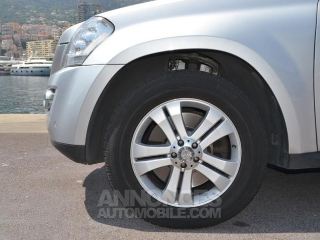 Mercedes Classe GL 420 CDI Pack Luxe 7pl Argent Occasion - 6