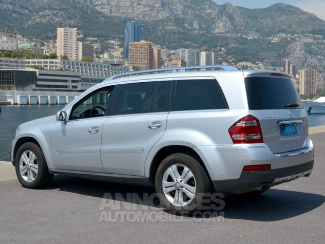 Mercedes Classe GL 420 CDI Pack Luxe 7pl Argent Occasion - 8