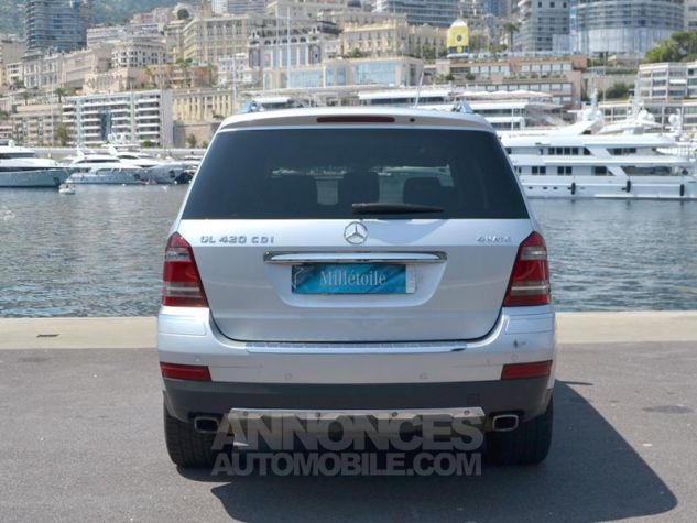 Mercedes Classe GL 420 CDI Pack Luxe 7pl Argent Occasion - 9