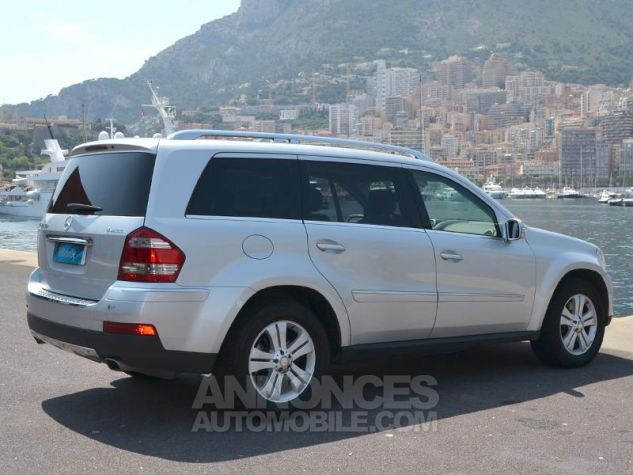 Mercedes Classe GL 420 CDI Pack Luxe 7pl Argent Occasion - 10