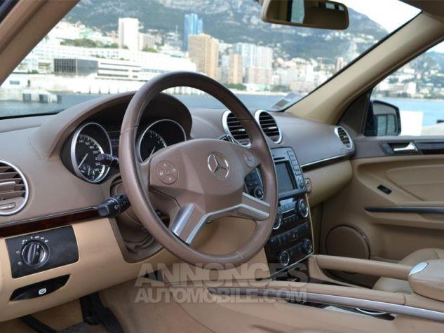 Mercedes Classe GL 500 7pl Bleu Occasion - 3