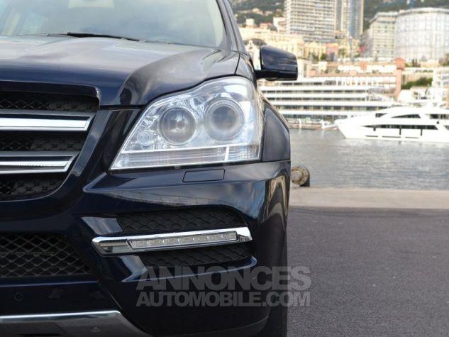 Mercedes Classe GL 500 7pl Bleu Occasion - 4