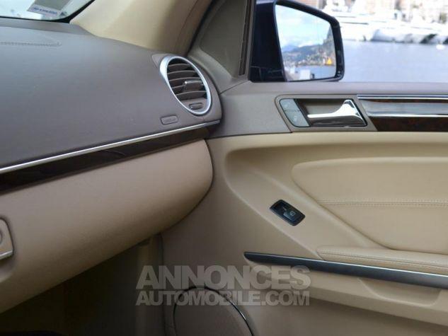 Mercedes Classe GL 500 7pl Bleu Occasion - 10