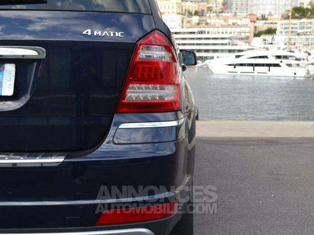 Mercedes Classe GL 500 7pl Bleu Occasion - 14