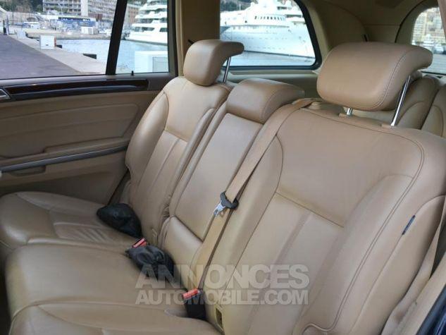 Mercedes Classe GL 500 7pl Bleu Occasion - 18