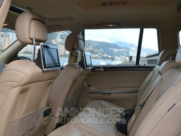 Mercedes Classe GL 500 7pl Bleu Occasion - 19