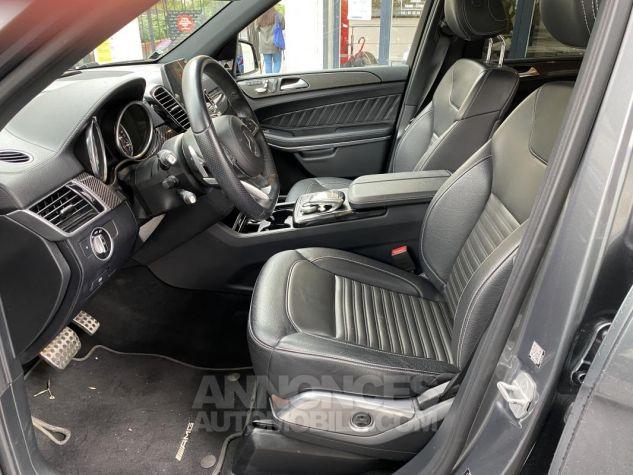Mercedes Classe GL GLS 500 9G-Tronic 4Matic Executive Gris Foncé Métallisé Leasing - 10