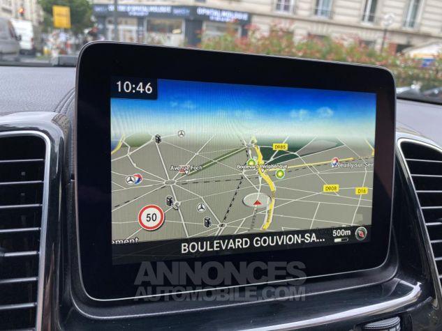 Mercedes Classe GL GLS 500 9G-Tronic 4Matic Executive Gris Foncé Métallisé Leasing - 14