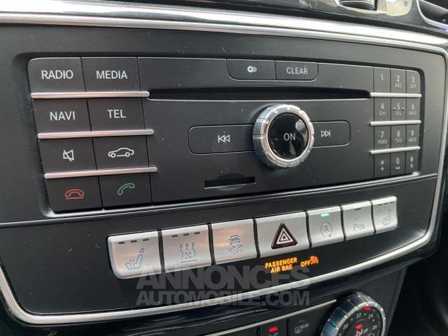 Mercedes Classe GL GLS 500 9G-Tronic 4Matic Executive Gris Foncé Métallisé Leasing - 16