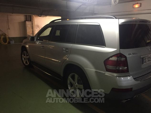 Mercedes Classe GL Pack Luxe Gris Clair Occasion - 0