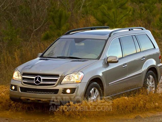 Mercedes Classe GL Pack Luxe Gris Clair Occasion - 3