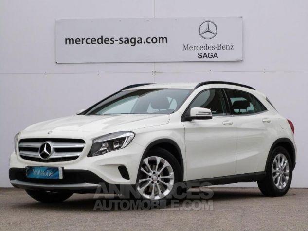 Mercedes Classe GLA 180 CDI Inspiration 7G-DCT Blanc Cirus Occasion - 0