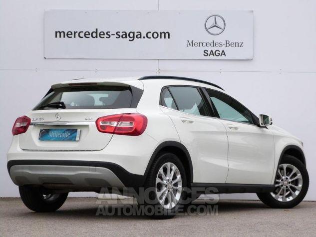 Mercedes Classe GLA 180 CDI Inspiration 7G-DCT Blanc Cirus Occasion - 1