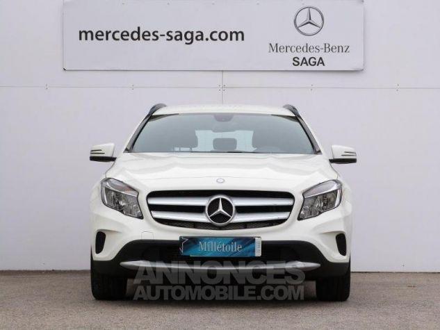 Mercedes Classe GLA 180 CDI Inspiration 7G-DCT Blanc Cirus Occasion - 4