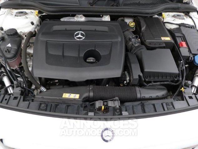 Mercedes Classe GLA 180 CDI Inspiration 7G-DCT Blanc Cirus Occasion - 14