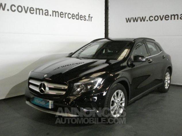 Mercedes Classe GLA 180 CDI Inspiration noir cosmos metal Occasion - 0