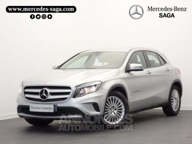Mercedes Classe GLA 180 d Business Argent Polaire Occasion - 0