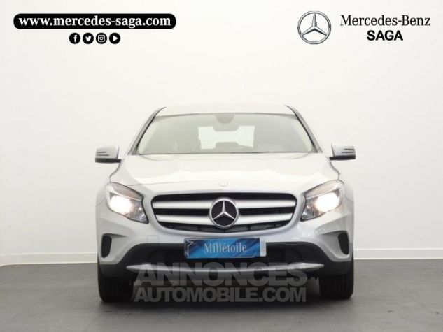Mercedes Classe GLA 180 d Business Argent Polaire Occasion - 4