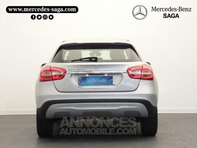 Mercedes Classe GLA 180 d Business Argent Polaire Occasion - 6