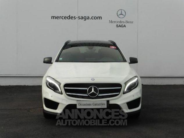Mercedes Classe GLA 180 d Fascination 7G-DCT Blanc Occasion - 2