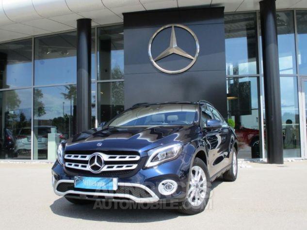 Mercedes Classe GLA 180 d Inspiration BLEU CAVANSITE Occasion - 0