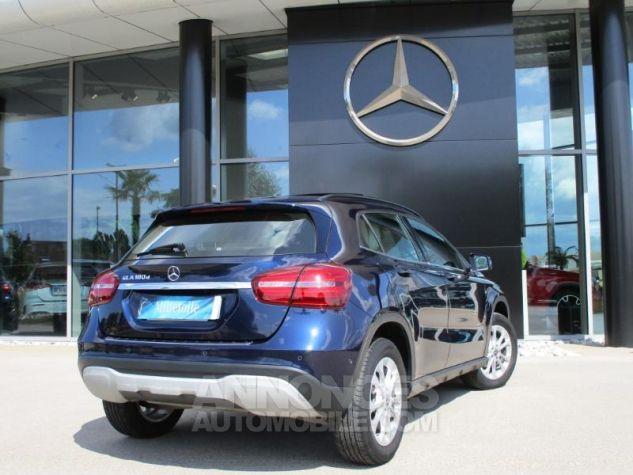 Mercedes Classe GLA 180 d Inspiration BLEU CAVANSITE Occasion - 1