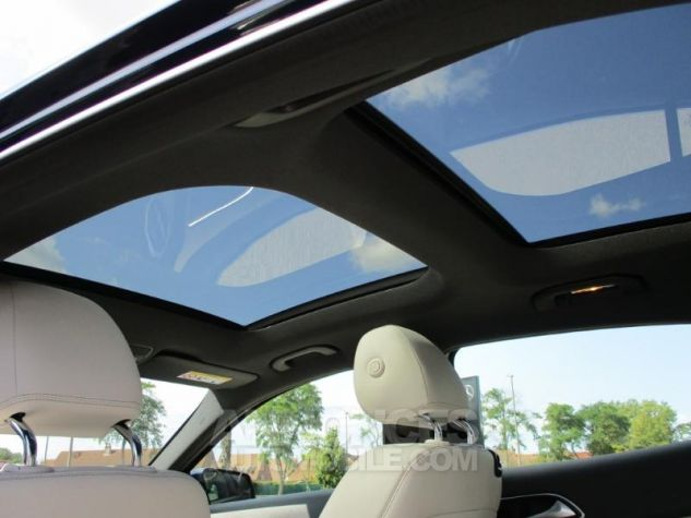 Mercedes Classe GLA 180 d Inspiration BLEU CAVANSITE Occasion - 3