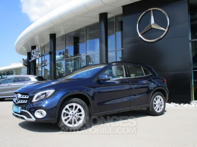 Mercedes Classe GLA 180 d Inspiration BLEU CAVANSITE Occasion - 7