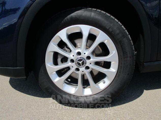 Mercedes Classe GLA 180 d Inspiration BLEU CAVANSITE Occasion - 9