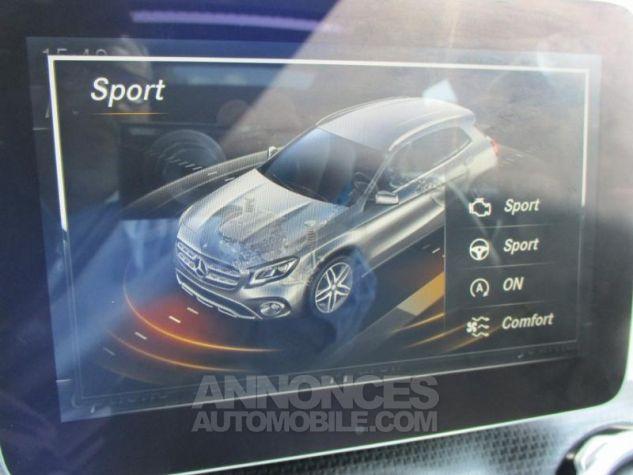 Mercedes Classe GLA 180 d Inspiration BLEU CAVANSITE Occasion - 12