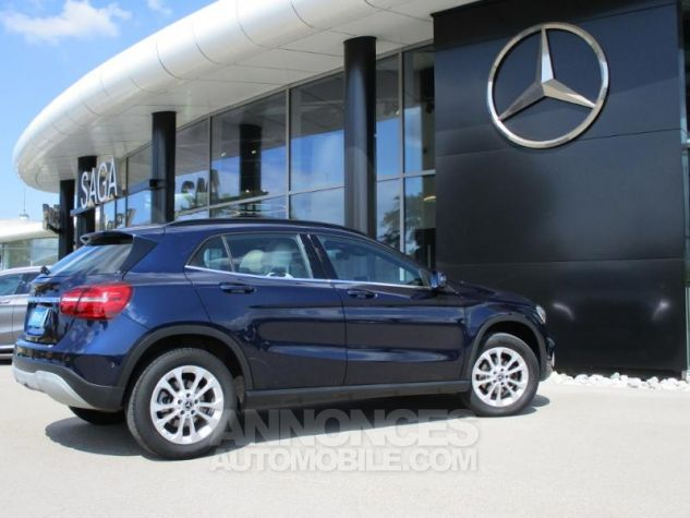 Mercedes Classe GLA 180 d Inspiration BLEU CAVANSITE Occasion - 13