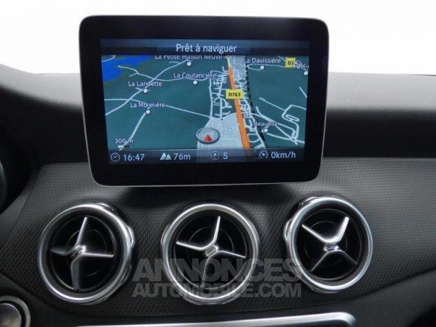 Mercedes Classe GLA 180 d Inspiration 7G-DCT Rouge Jupiter Occasion - 10