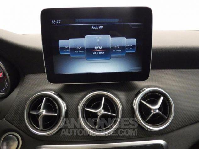 Mercedes Classe GLA 180 d Inspiration 7G-DCT Rouge Jupiter Occasion - 11