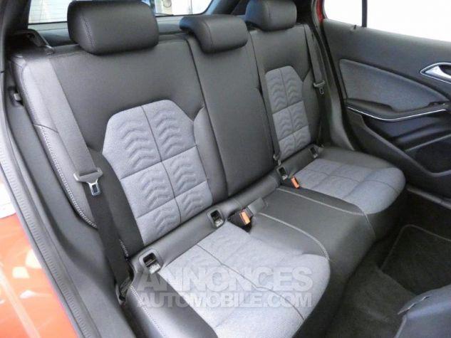 Mercedes Classe GLA 180 d Inspiration 7G-DCT Rouge Jupiter Occasion - 16
