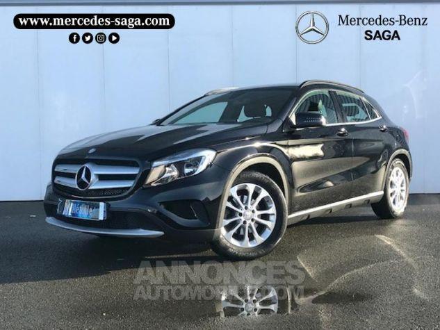 Mercedes Classe GLA 180 d Inspiration 7G-DCT Noir Occasion - 0