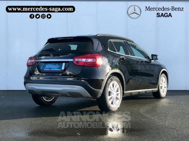 Mercedes Classe GLA 180 d Inspiration 7G-DCT Noir Occasion - 1