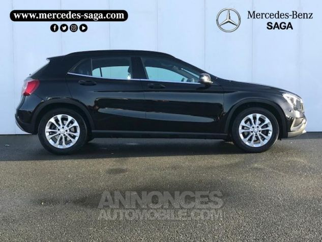 Mercedes Classe GLA 180 d Inspiration 7G-DCT Noir Occasion - 2