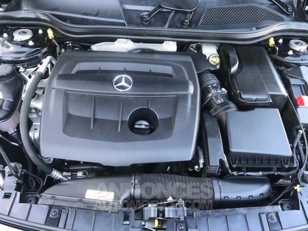 Mercedes Classe GLA 180 d Inspiration 7G-DCT Noir Occasion - 7