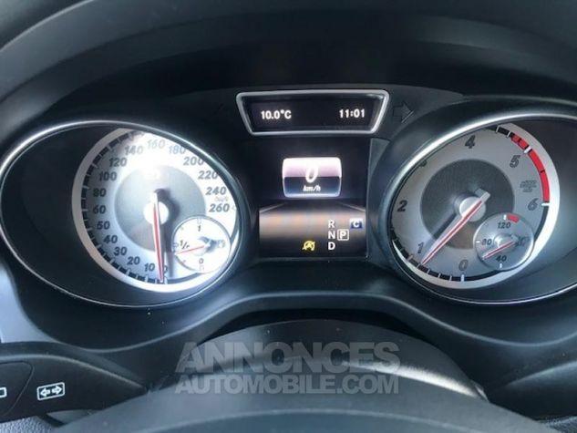 Mercedes Classe GLA 180 d Inspiration 7G-DCT Noir Occasion - 10