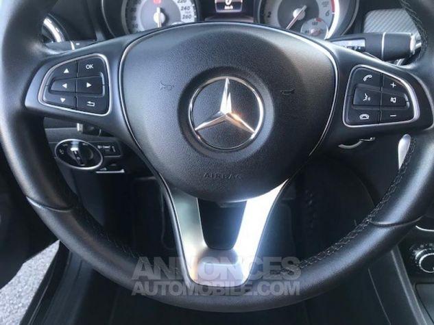 Mercedes Classe GLA 180 d Inspiration 7G-DCT Noir Occasion - 14