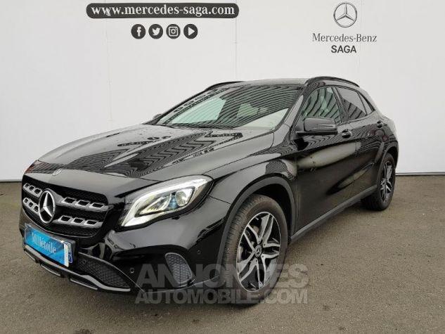 Mercedes Classe GLA 180 d Inspiration 7G-DCT NOIR COSMOS Occasion - 0
