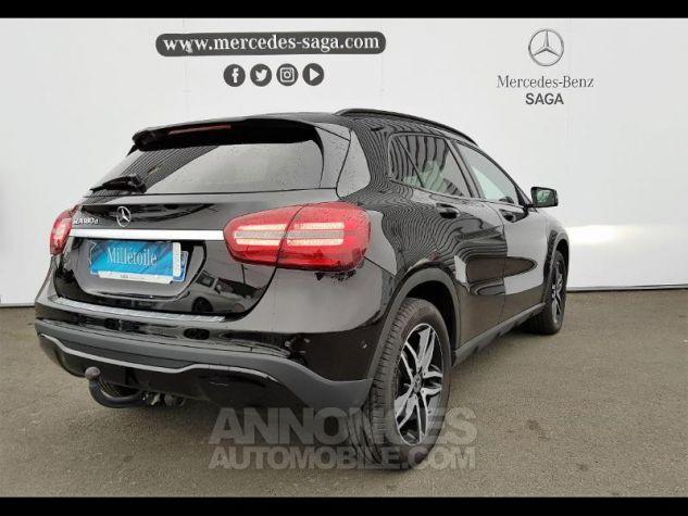 Mercedes Classe GLA 180 d Inspiration 7G-DCT NOIR COSMOS Occasion - 1