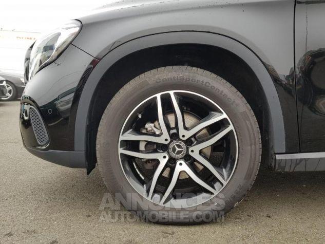 Mercedes Classe GLA 180 d Inspiration 7G-DCT NOIR COSMOS Occasion - 2