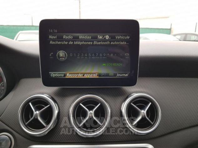 Mercedes Classe GLA 180 d Inspiration 7G-DCT NOIR COSMOS Occasion - 10